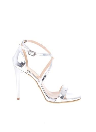 Bambi Ayakkabı Gümüş